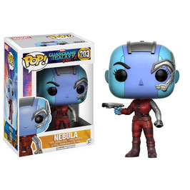 FIGURA POP! GUARDIANES DE LA GALAXIA VOL.2 (NEBULA) nº203