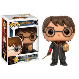 FIGURA POP! HARRY POTTER (HARRY POTTER WITH EGG) nº26