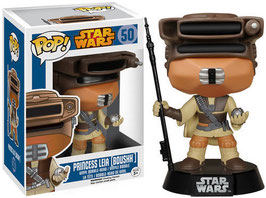 FIGURA POP! STAR WARS (PRINCESS LEIA BOUSHH)