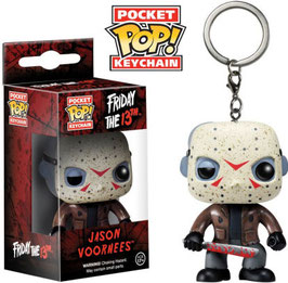 LLAVERO POCKET POP! VIERNES 13 (JASON VOORHEES)