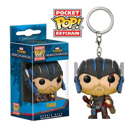 LLAVERO POCKET POP! THOR RAGNAROK (THOR GLADIATOR SUIT)