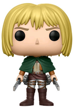 FIGURA POP! ATTACK ON TITAN (ARMIN ARLERT)