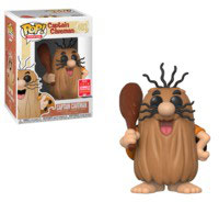 FIGURA POP! CAPTAIN CAVEMAN CC2018