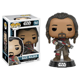 FIGURA POP! STAR WARS ROGUE ONE (BAZE MALBUS)