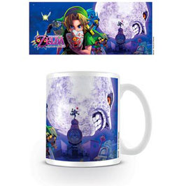 LEGEND OF ZELDA MAJORAS MASK  TAZA MOON