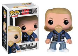FIGURA POP! SONS OF ANARCHY (JAX TELLER)