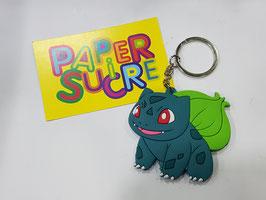 """Llavero """"Bulbasaur"""" Pokémon"""