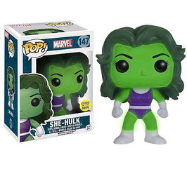 FIGURA POP! MARVEL (SHE-HULK GITD) nº147