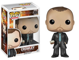 FIGURA POP! SUPERNATURAL (CROWLEY)