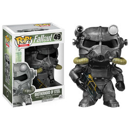 FIGURA POP! FALLOUT (BROTHERHOOD OF STEEL)
