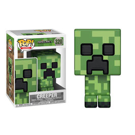 FIGURA POP! MINECRAFT (CREEPER)