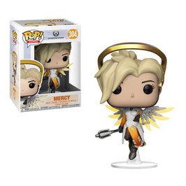 FIGURA POP! OVERWATCH (MERCY)