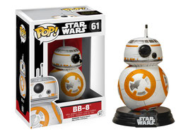 FIGURA POP! STAR WARS (BB-8)