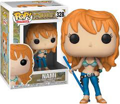 FIGURA POP! ONE PIECE (NAMI) nº328