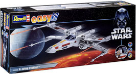 MAQUETA STAR WARS REVELL EASYKIT X-WING FIGHTER