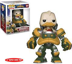 FIGURA POP! CONTEST OF CHAMPIONS (HOWARD THE DUCK) nº301