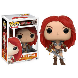 FIGURA POP! RED SONJA (RED SONJA) nº158