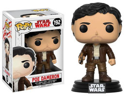 FIGURA POP! STAR WARS EPISODE VIII (POE DAMERON) nº192