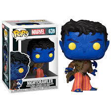 FIGURA POP! MARVEL X-MEN ( NIGHTCRAWLER) Nº639