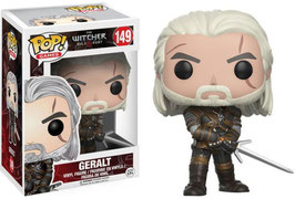 FIGURA POP! THE WITCHER (GERALT) nº149