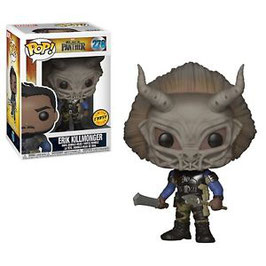 FIGURA POP! BLACK PANTHER (ERIK KILLMONGER CHASE) nº278