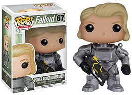 FIGURA POP! FALLOUT (POWER ARMOR UNMASKED) nº67