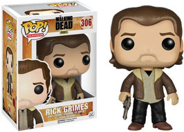 FIGURA POP! THE WALKING DEAD (RICK GRIMES SEASON 5) nº306