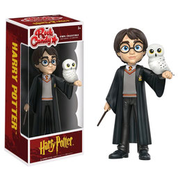FIGURA FUNKO ROCK CANDY - HARRY POTTER 13CM