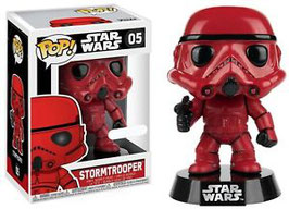 FIGURA POP! STAR WARS (RED STORMTROOPER)