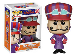 FIGURA POP! WACKY RACES (DICK DASTARDLY)