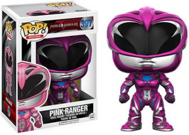 FIGURA POP! POWER RANGERS MOVIE (PINK RANGER) nº397