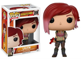 FIGURA POP! BORDERLANDS (LILITH) nº209