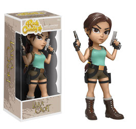 FIGURA FUNKO ROCK CANDY - LARA CROFT