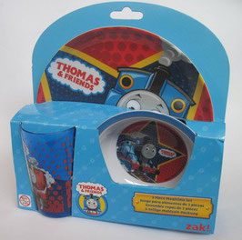 SET 3 PIEZAS THOMAS & FRIENDS