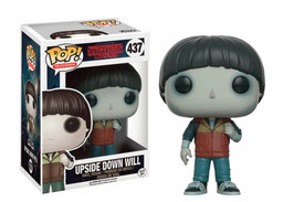 FIGURA POP! STRANGER THINGS (UPSIDE DOWN WILL/WILL DEL REVES) nº437