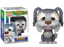 FIGURA POP! LOS FRAGUEL (SPROCKET) nº570
