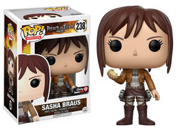FIGURA POP! ATTACK ON TITAN (SASHA BRAUS)