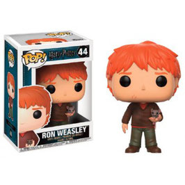 FIGURA POP! HARRY POTTER (RON WEASLEY WITH SCABBERS)