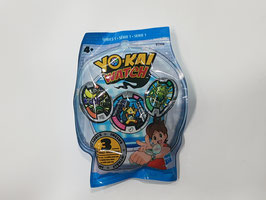 YO-KAI WATCH SOBRE MEDALLAS SERIE 1