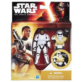 STAR WARS THE FORCE AWAKENS - FINN (FN-2187)