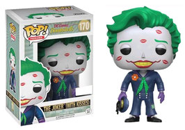 FIGURA POP! DC COMICS BOMBSHELLS (JOKER WITH KISSES) nº170