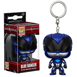 LLAVERO POCKET POP! POWER RANGER (BLUE RANGER)
