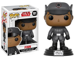 FIGURA POP! STAR WARS EPISODE VIII (FINN) nº191