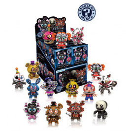 Mystery minis Five Nights at Freddy's Serie 4
