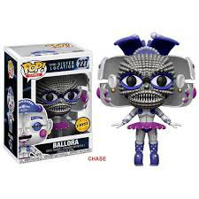 FIGURA POP! FIVE NIGHTS AT FREDDY (BALLORA) CHASE