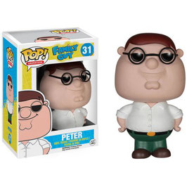 FIGURA POP! FAMILY GUY (PETER) nº31