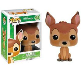 FIGURA POP! BAMBI LIMITED FLOCKED