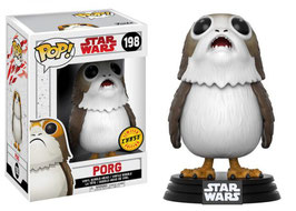FIGURA POP! STAR WARS EPISODE VIII (PORG CHASE)