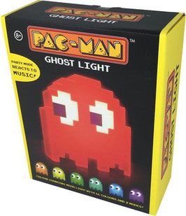 LAMPARA LED FANTASMA PAC-MAN 20CM