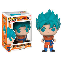 FIGURA POP! DRAGON BALL (GOD SUPER SAIYAN GOKU BLUE) nº121